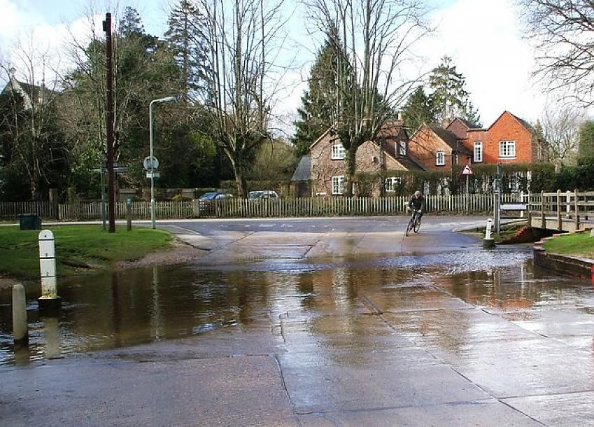 Cycling in Brockenhurst