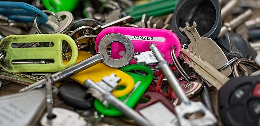 a bunch of keys