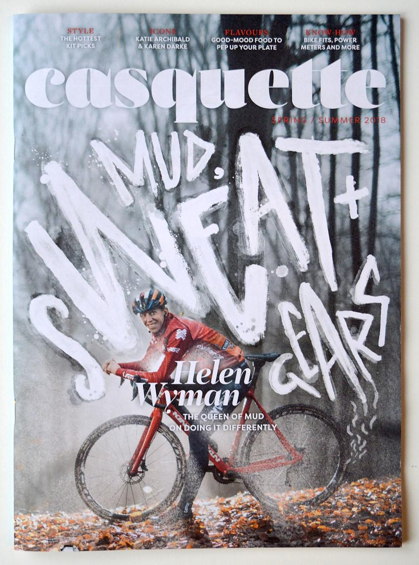 77dea4c7004 Most magazines barely acknowledge women's cycling; Casquette is all about  it. It feels a meeting of minds between The Adventure Syndicate and  VeloVixen, ...