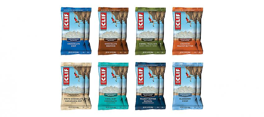 Clif bar medley