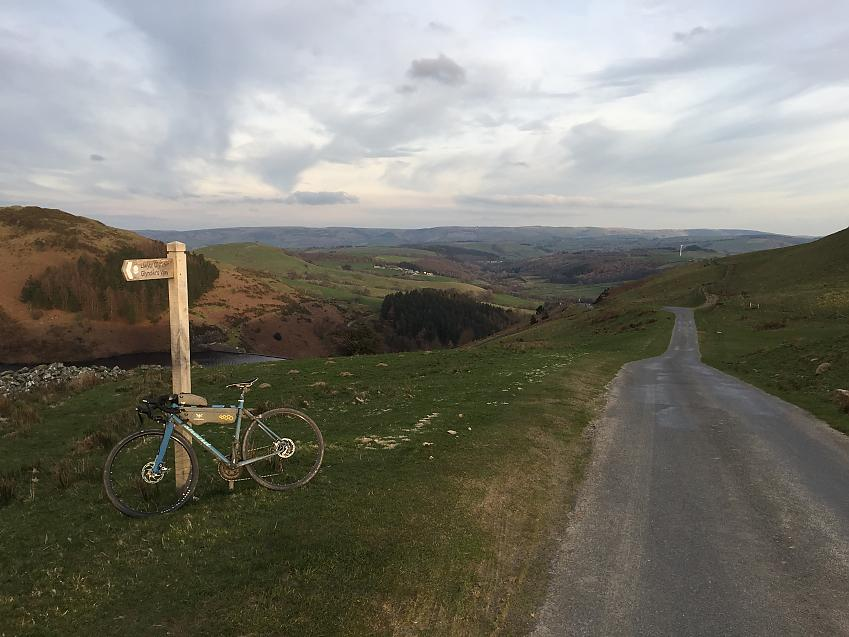 Clywedog views