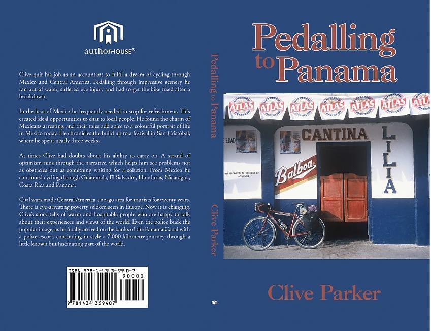 Pedalling to Panama