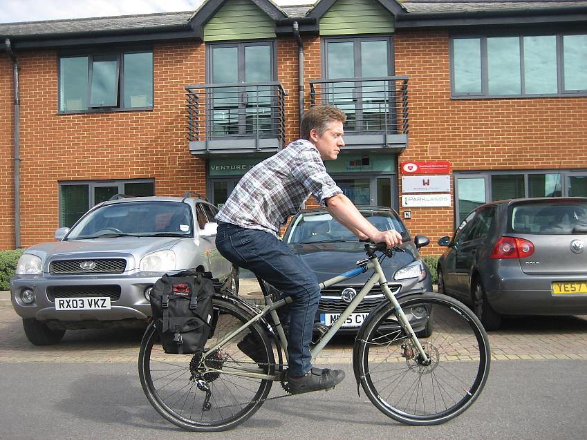 Town bike
