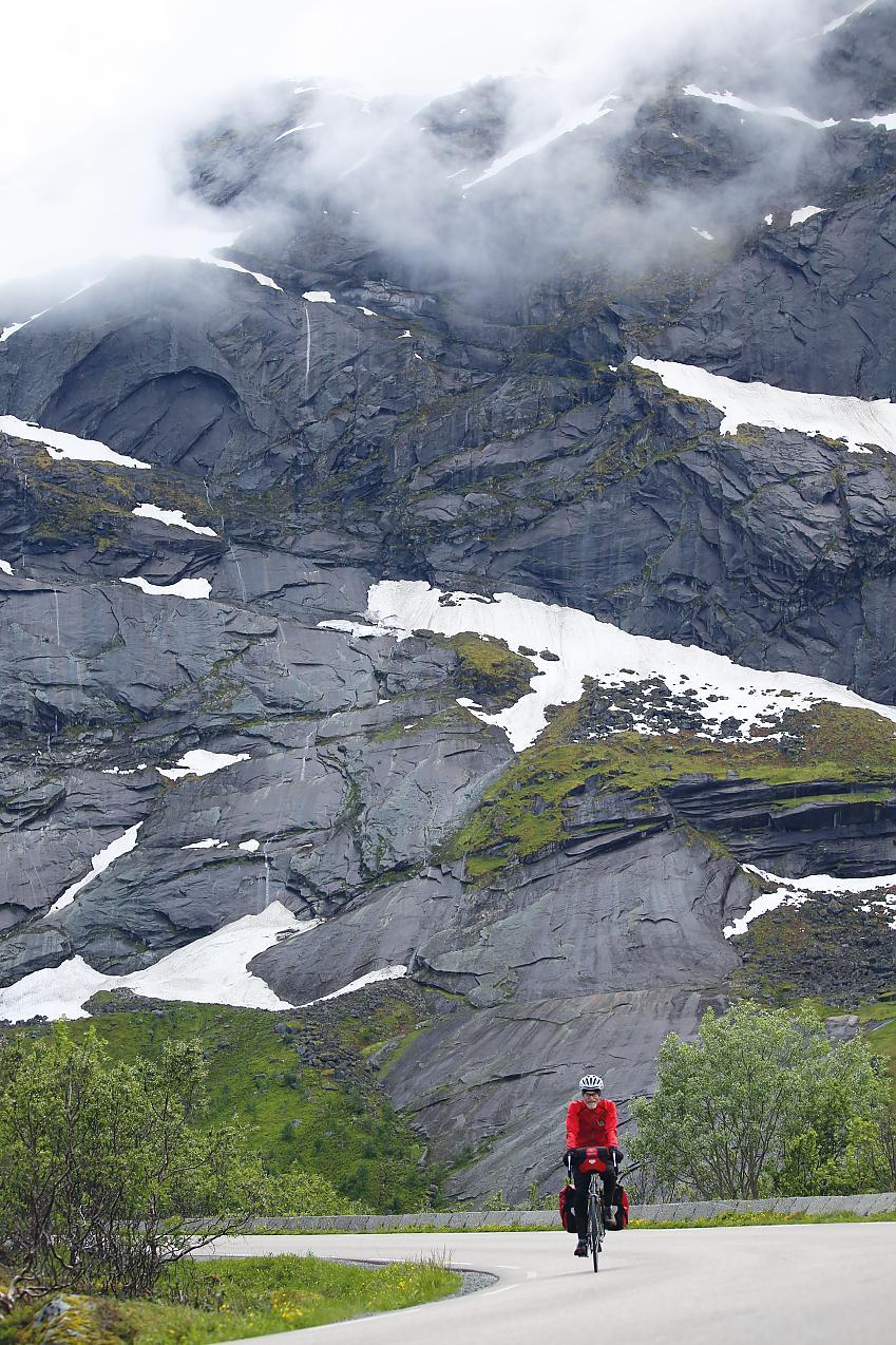 Ian Smith near Nysfjord