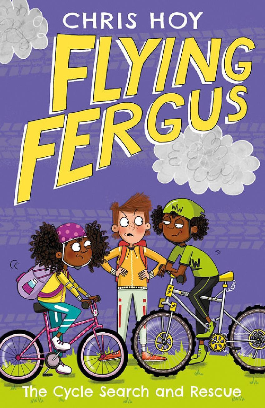 Flying Fergus