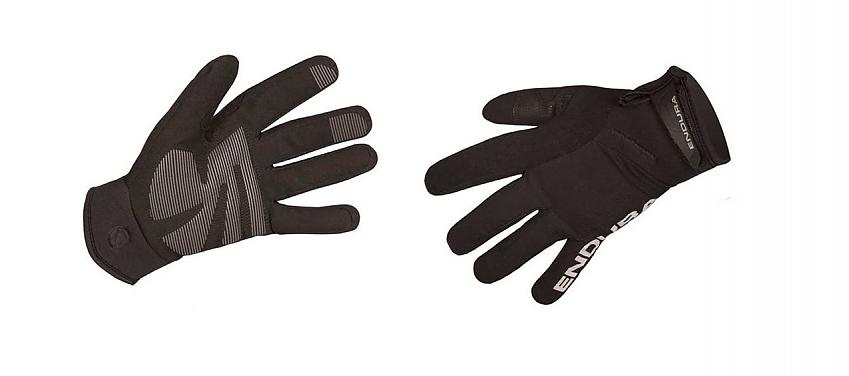 Cycling gloves - Endura waterproof gloves