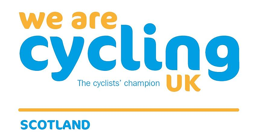 Cycling UK Scotland logo