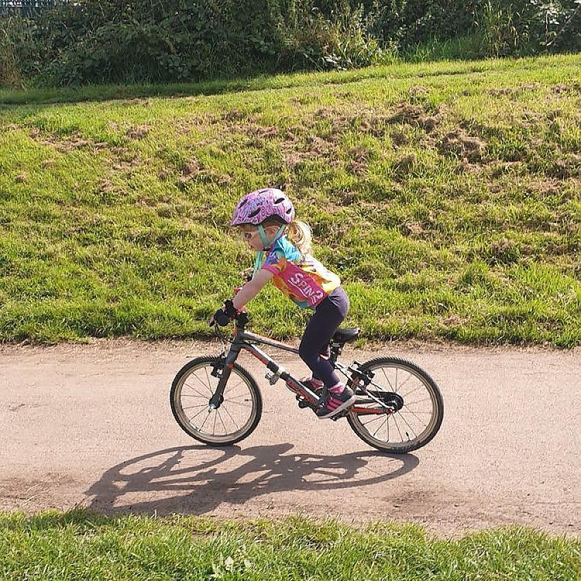 daisy riding