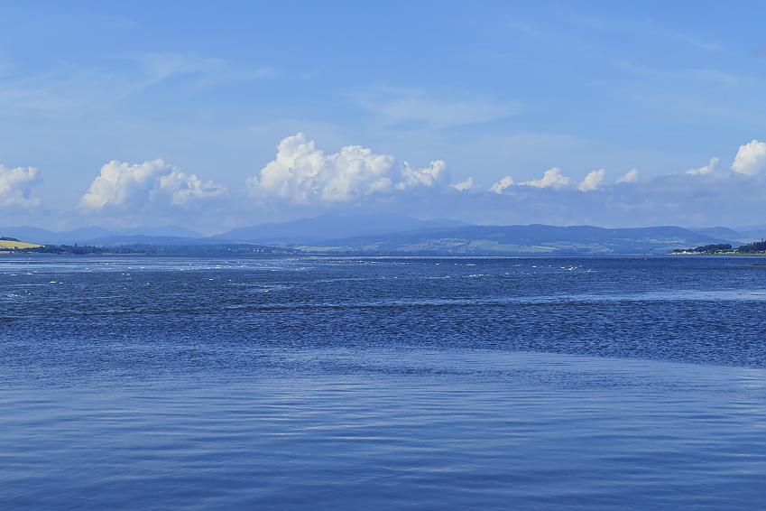 view of North Kessock from Beauly Firth
