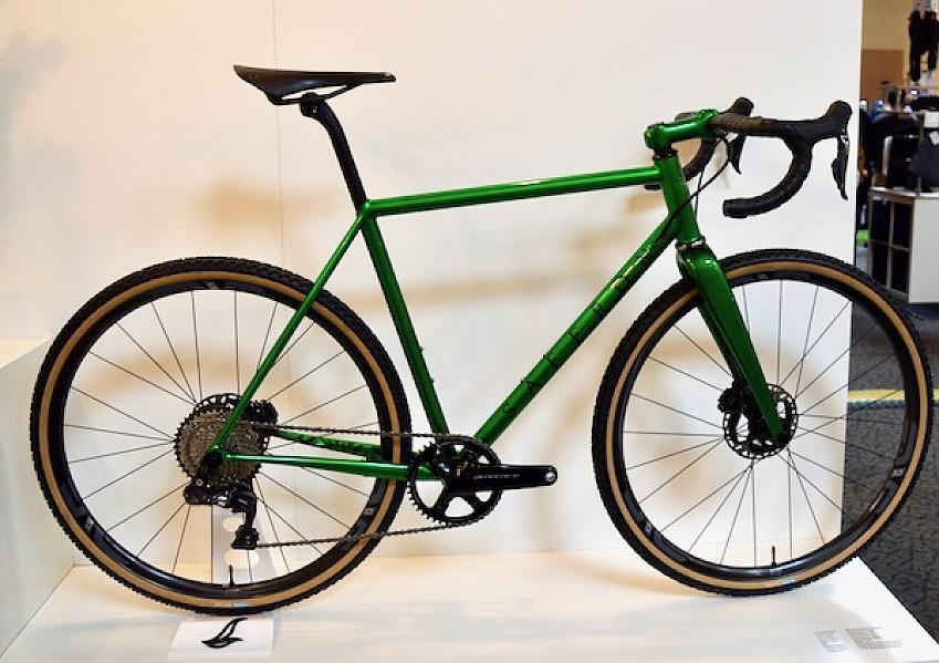"Saffron Frameworks, ""Dan's bike"""