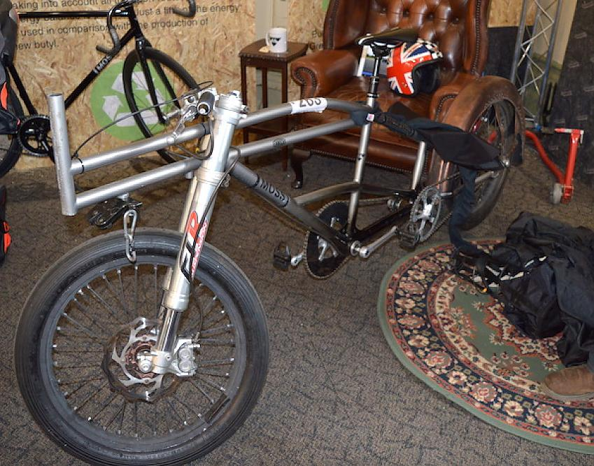 Moss Bikes Silver Eagle