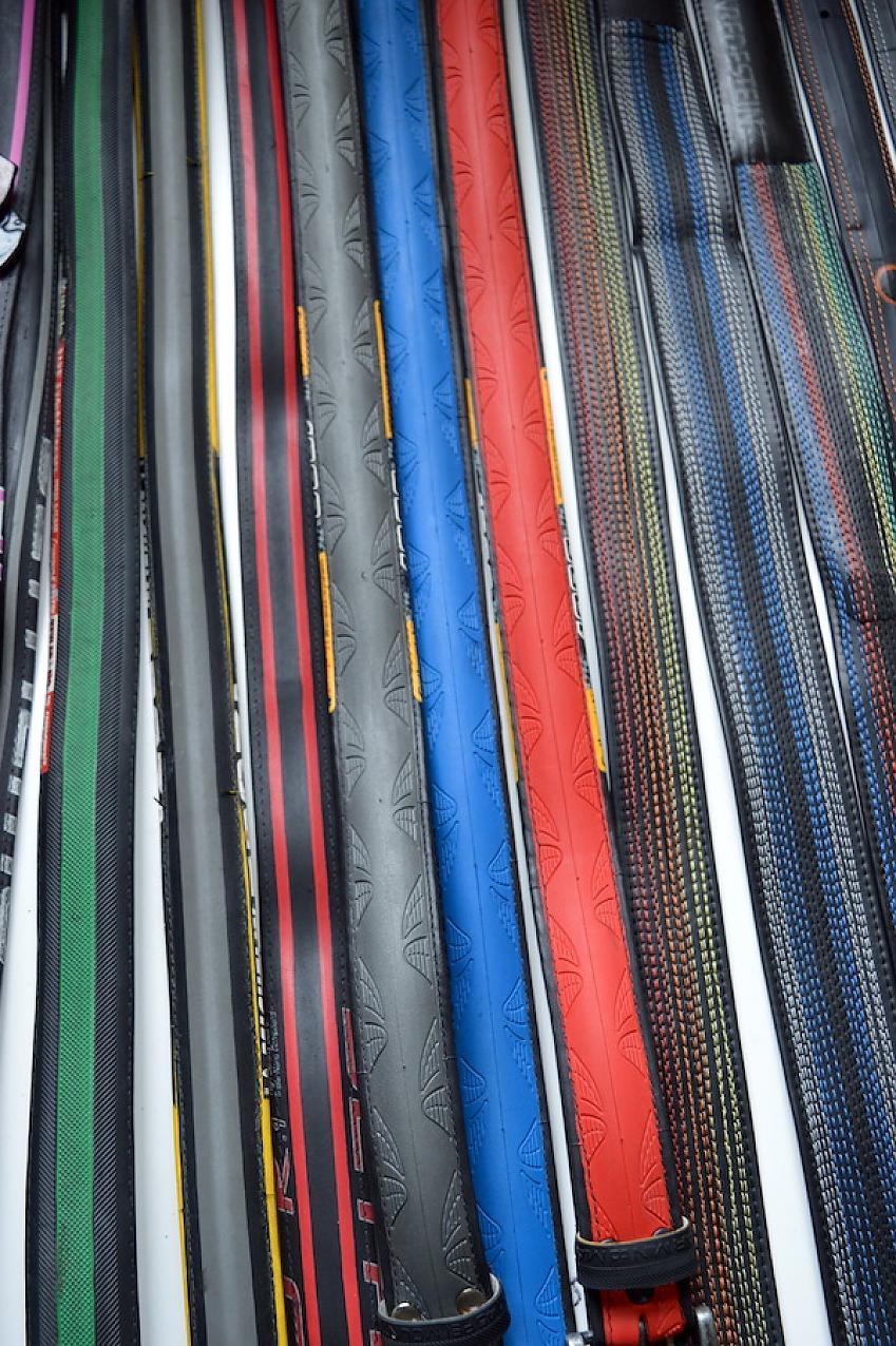Velo-re belts