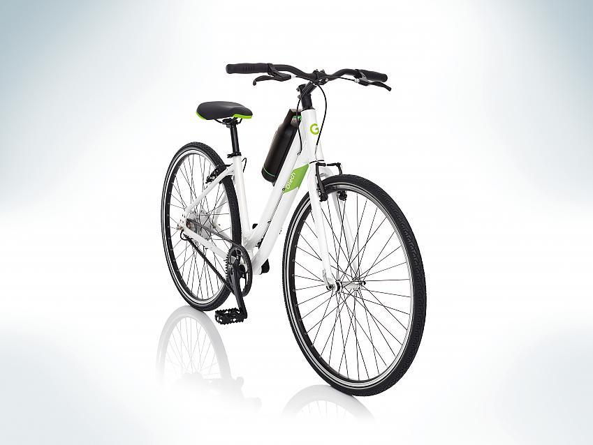 Gtech City e-bike