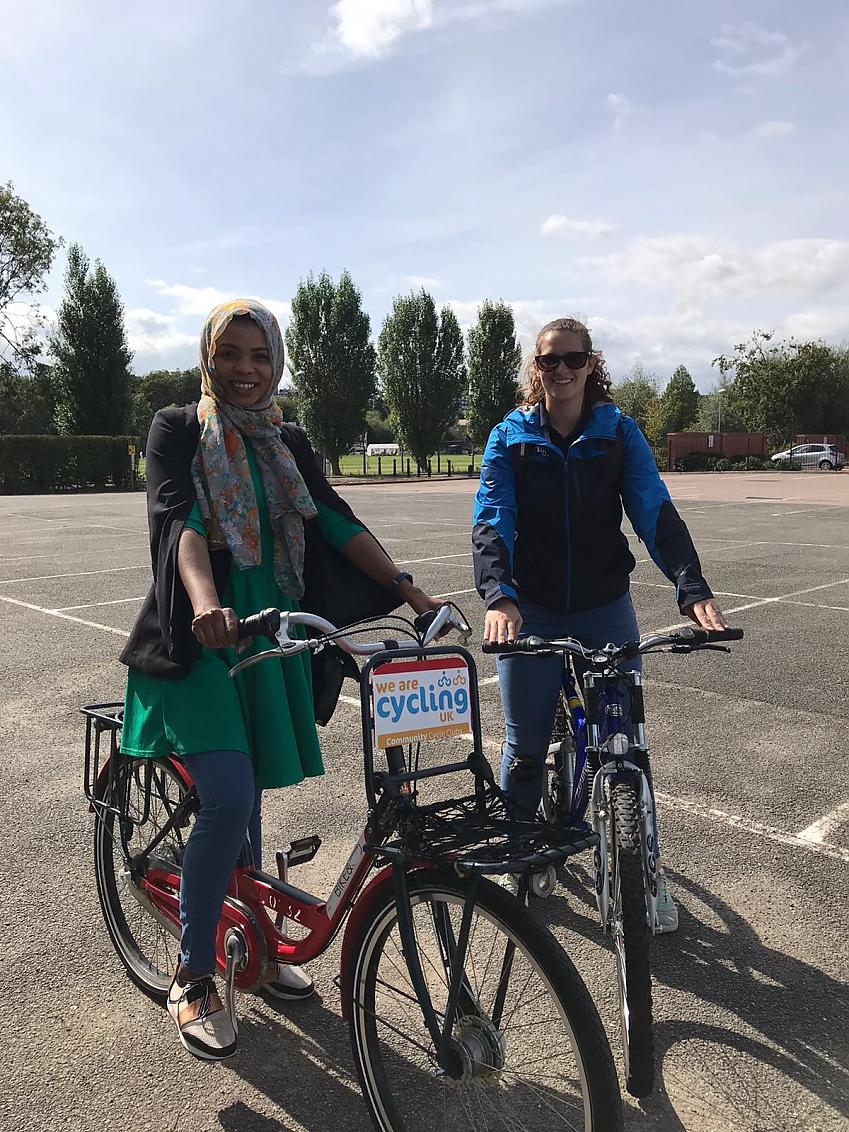 """""""Not 1, not 2 but 3 bike rides today for the  @WeAreCyclingUK  #WBBR2020 with a gorgeous sunny day across Essex and we all really enjoyed being out on the bike to get #PumpedUpToCycle"""""""
