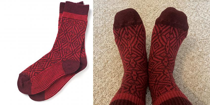 Findra Nordic socks