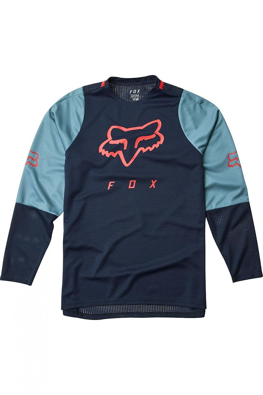Fox Youth Defend mountain bike jersey