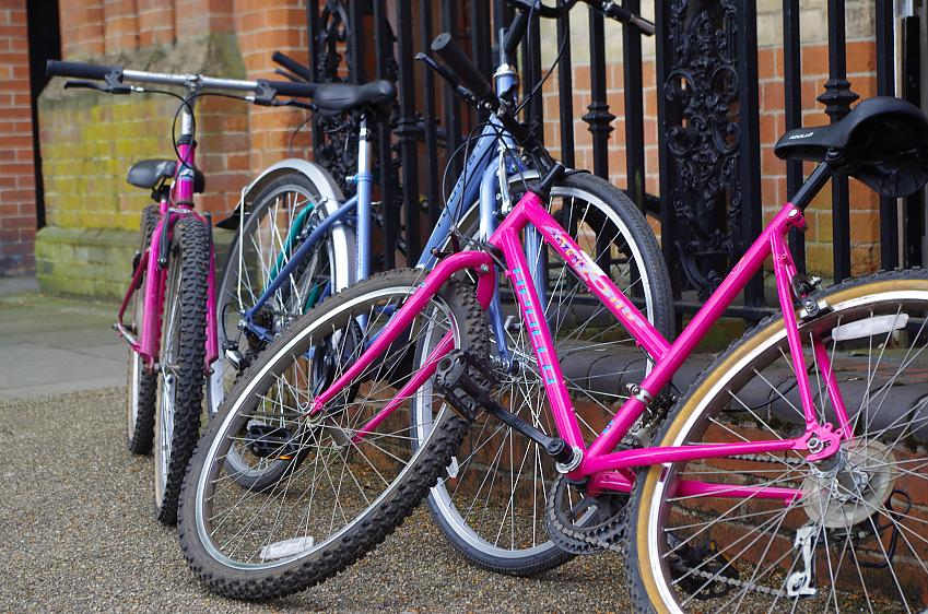 The Big Bike Revival aims to repair bikes and get people riding again