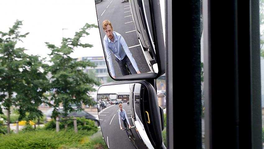 What drivers can see from their cabs is often a contributory factor in serious and fatal accidents