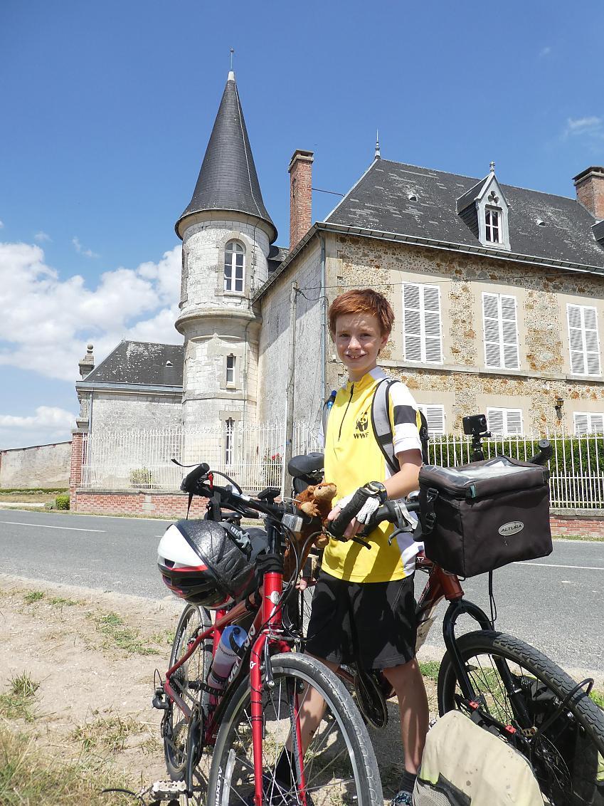 Izaak south of Reims
