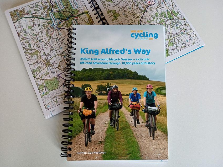 King Alfred's Way Route Guide