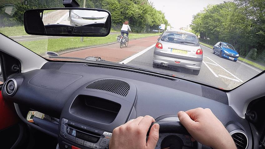 Nigel Farage wants cyclists to be regulated like motorists