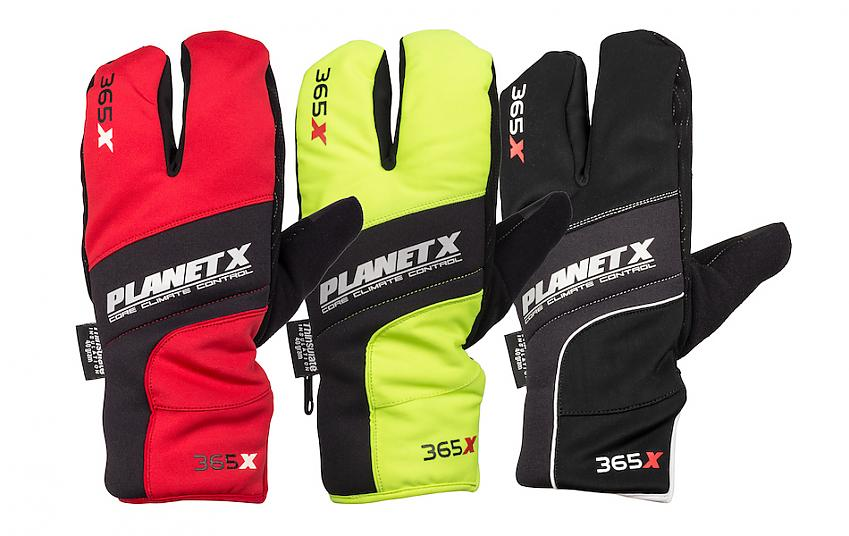 Planet X Crab Hand cycling gloves