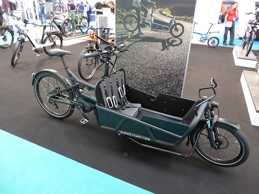 Electric Bikes At The Cycle Show Cycling Uk