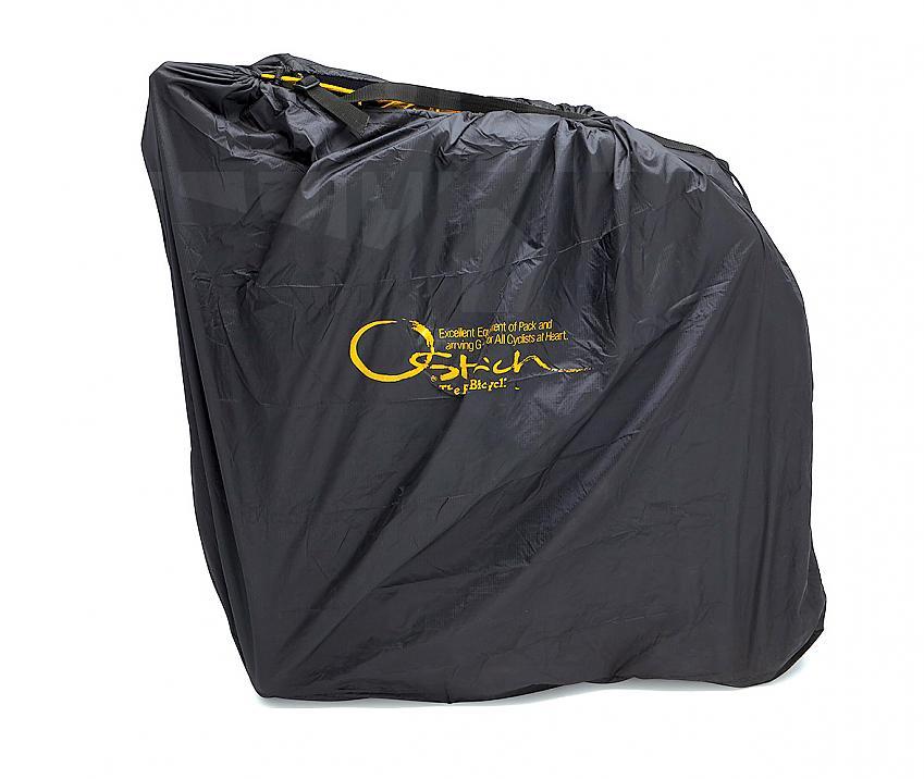 Rinko Ostritch bike bag