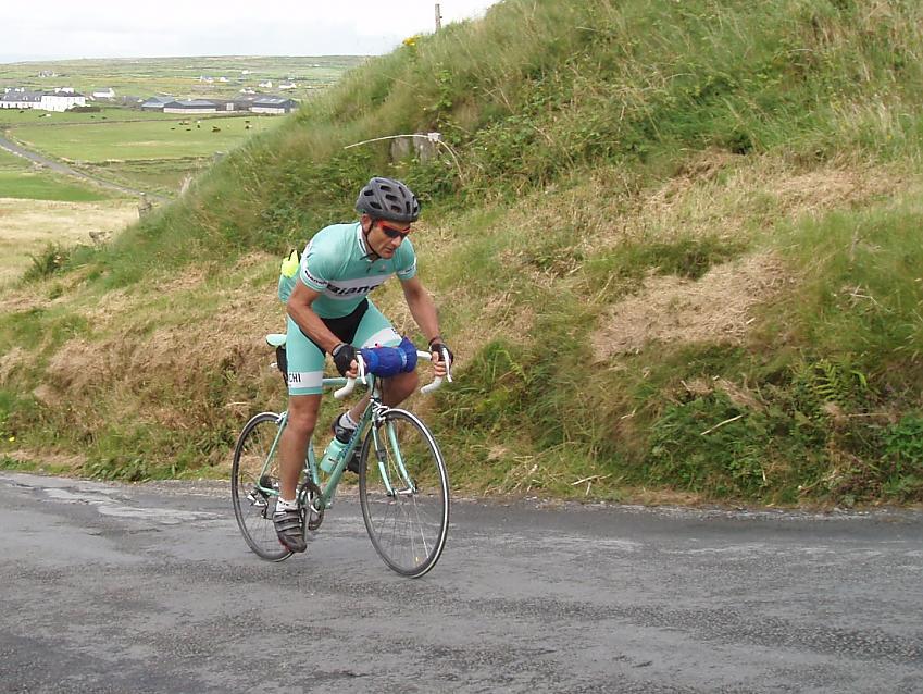 Robin Snelson - Ireland Etape Hibernia route 2011