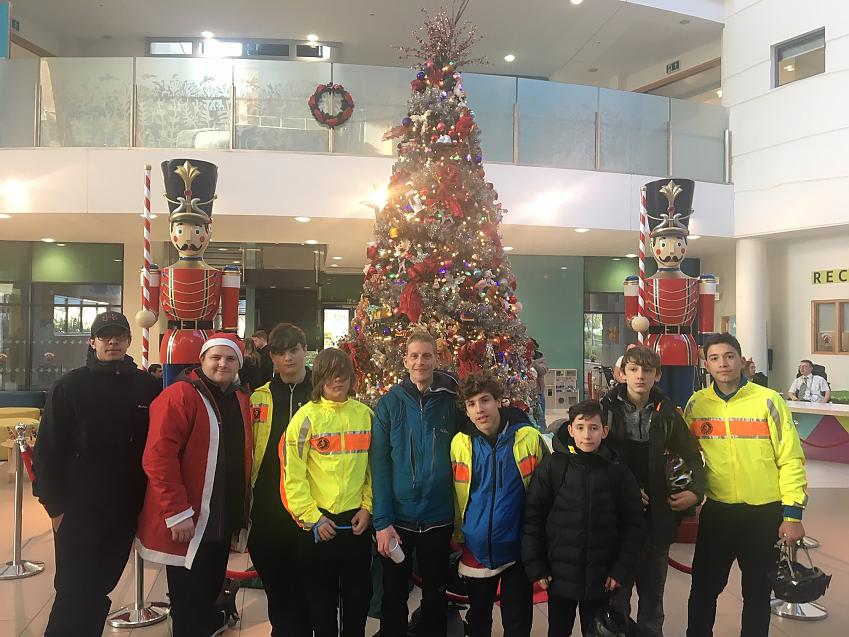 Participants from the Anfield and Everton Community Mountain Bike Project
