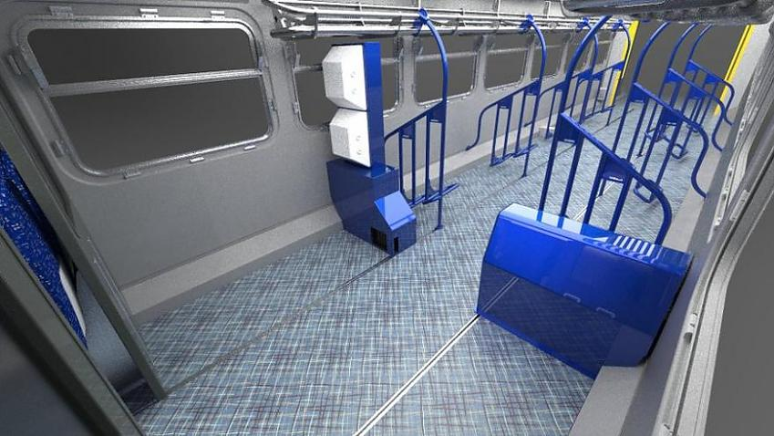 The new carriage will hold up to 20 bikes, image from Scotrail