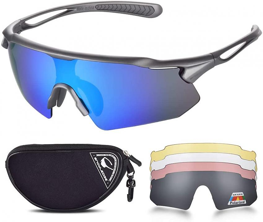 Snowledge cycling glasses