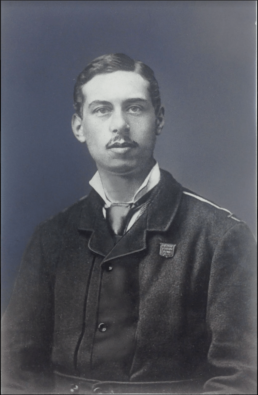 Stanley John Ambrose Cotterell (National Cycle Archive)