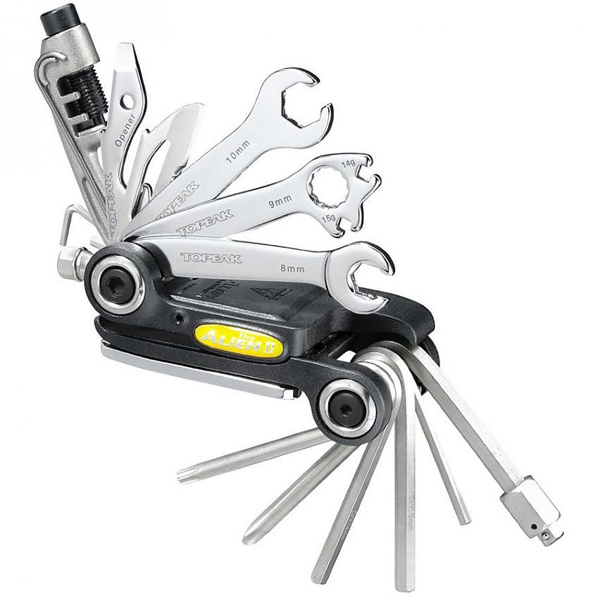 Topeak Alien II cycling multi-tool