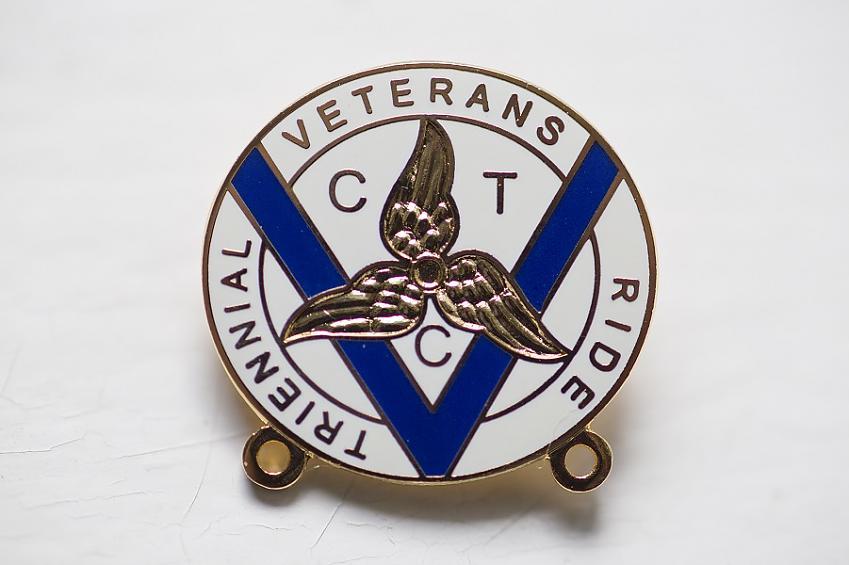 Tri-Vets badge