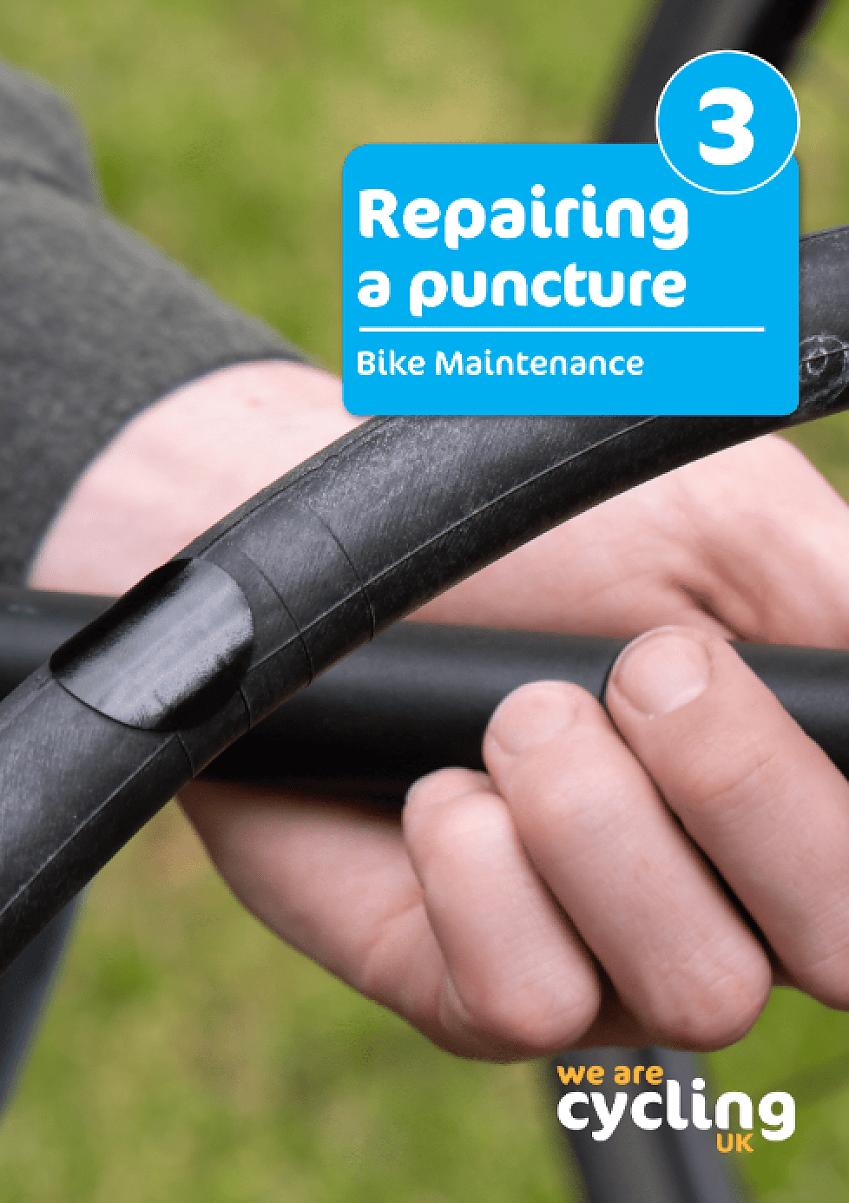 Repairing a puncture
