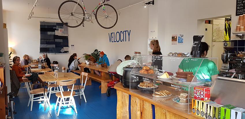 Velocity Cafe