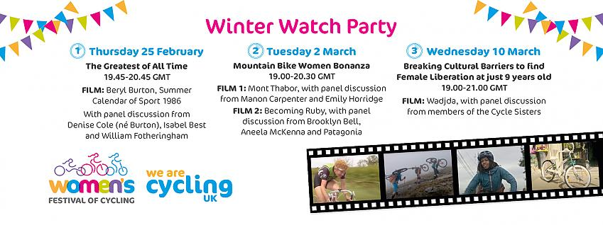 Winter Watch Party