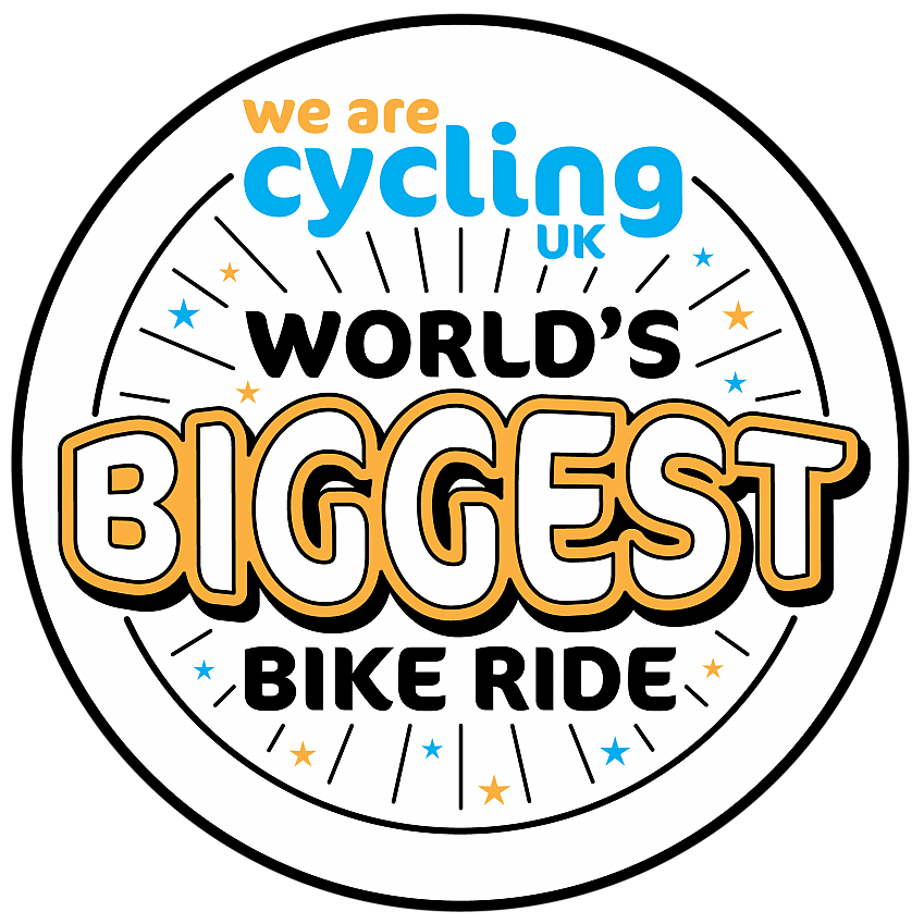 The World's Biggest Bike Ride is coming on 12 September