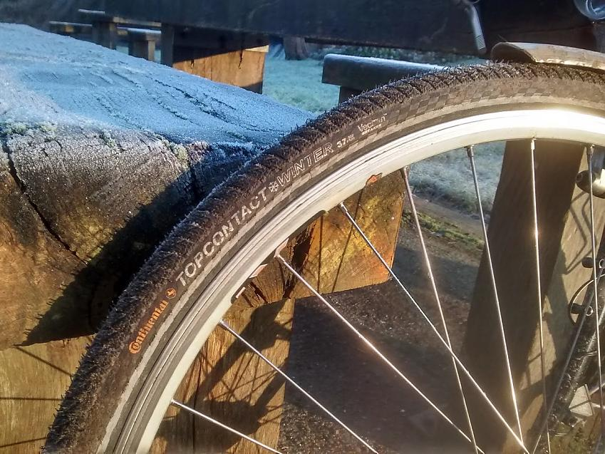 Continental Top Contact Winter Tyre