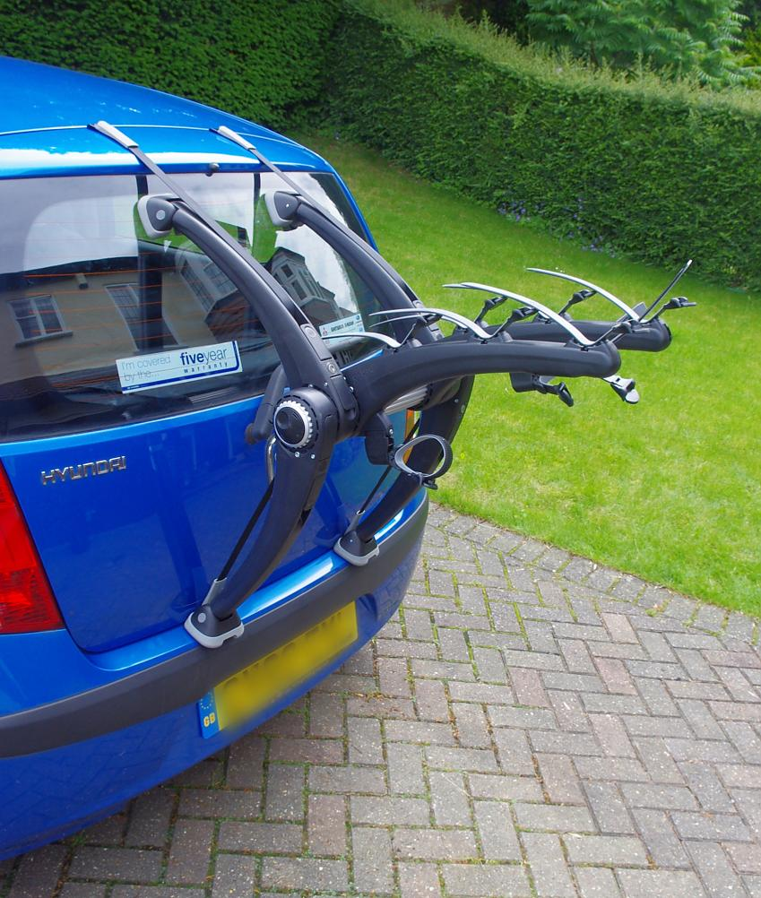 honda civic motorcycle carrier