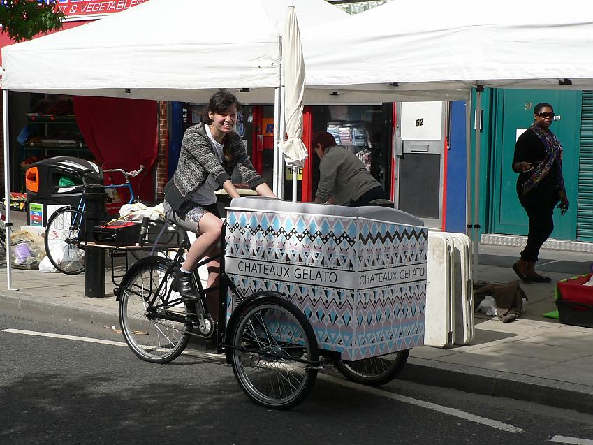 The commercial applications of boxbikes are almost endless