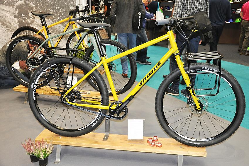 Shand Cycles Tam