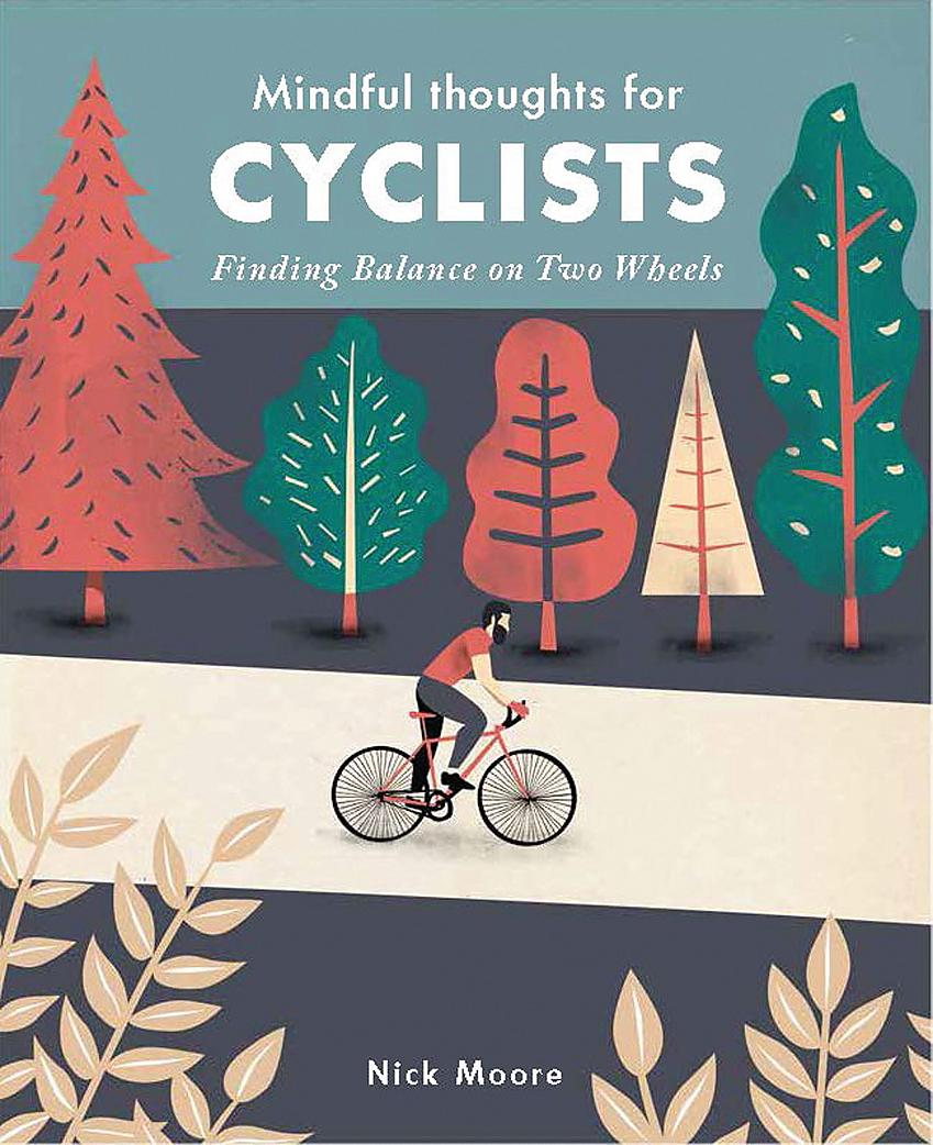 Mindful thoughts for cyclists front cover