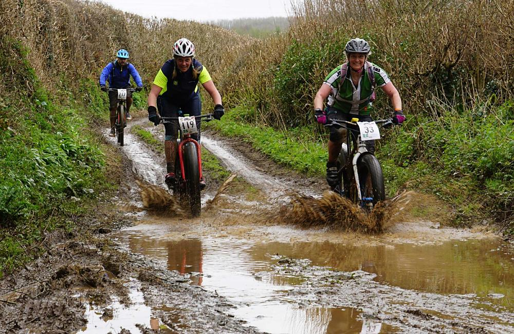 Riders in the Devon Dirt