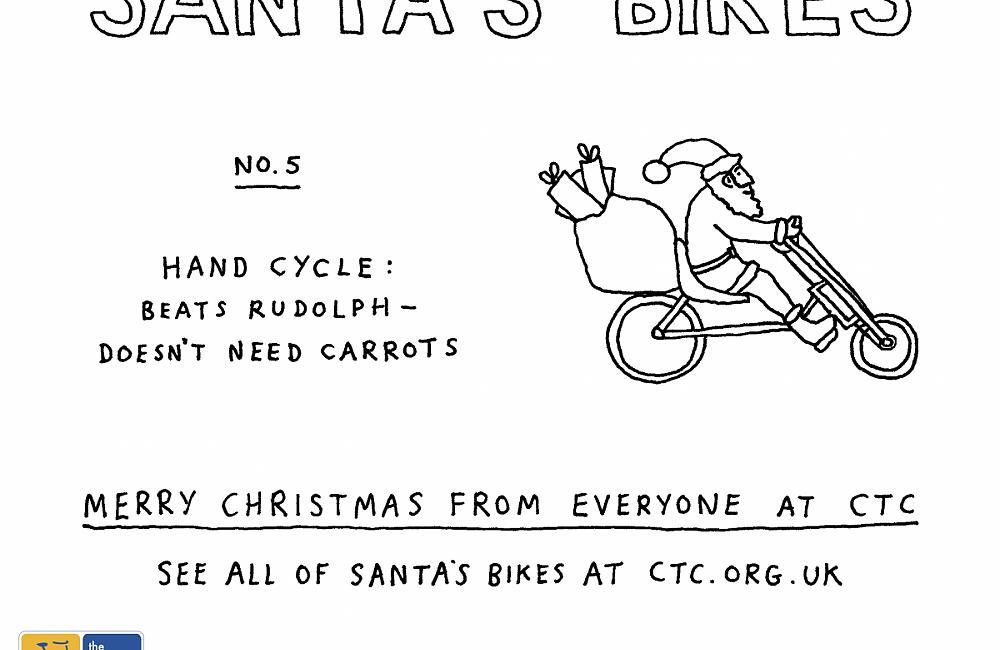 Hand cycle