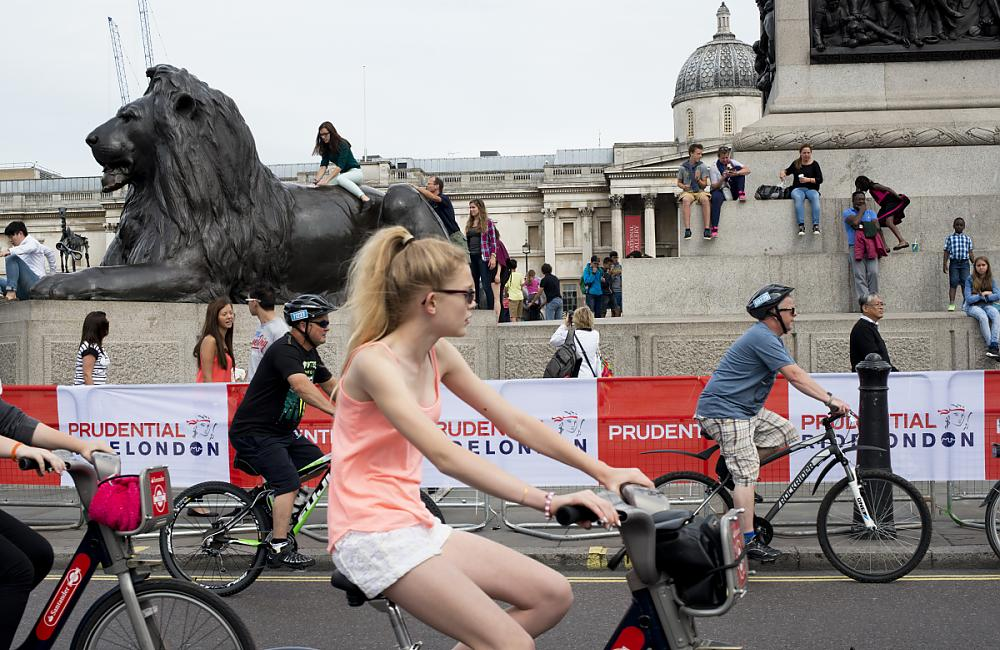 With lots of events, Ride London is more than lycra-clad racing