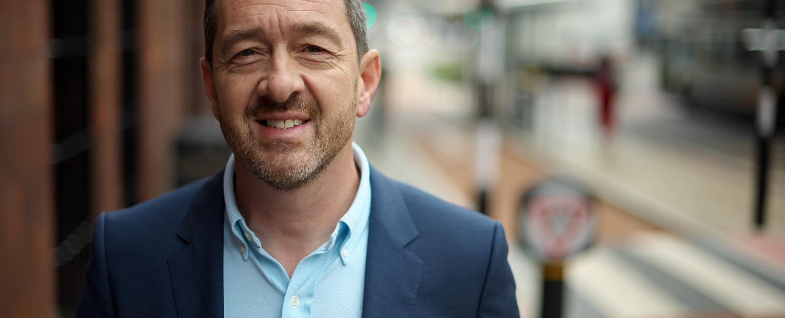 Chris Boardman, Manchester's cycling and walking commissioner
