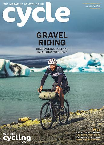 Cycle Magazine, October / November 2017