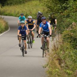 Find a cycling group